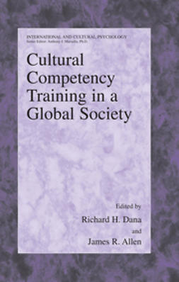 Allen, James - Cultural Competency Training in a Global Society, ebook
