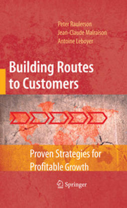 Leboyer, Antoine - Building Routes to Customers, ebook