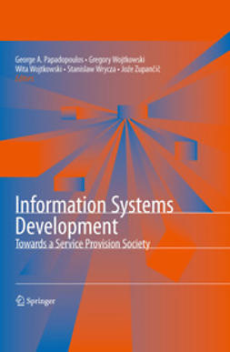 Papadopoulos, George Angelos - Information Systems Development, e-kirja