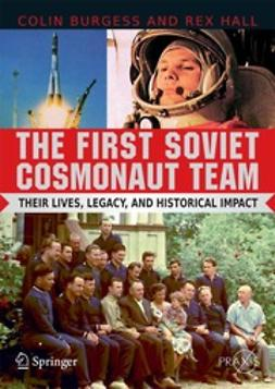 Burgess, Colin - The First Soviet Cosmonaut Team, ebook
