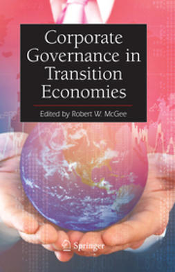 McGee, Robert W. - Corporate Governance in Transition Economies, ebook