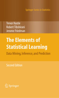 Friedman, Jerome - The Elements of Statistical Learning, ebook