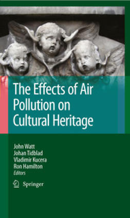Hamilton, Ron - The Effects of Air Pollution on Cultural Heritage, ebook