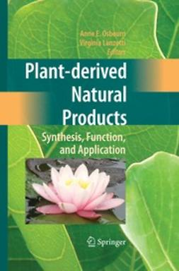 Osbourn, Anne E. - Plant-derived Natural Products, ebook