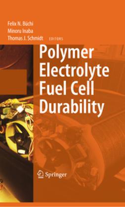 Büchi, Felix N. - Polymer Electrolyte Fuel Cell Durability, ebook
