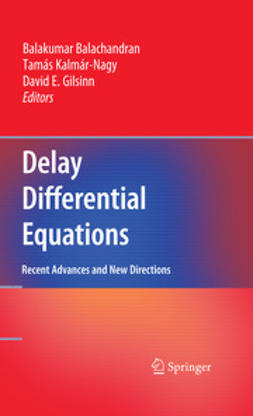 Gilsinn, David E. - Delay Differential Equations, ebook