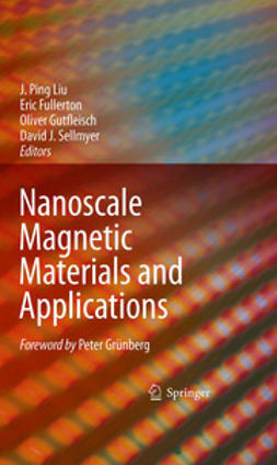 Liu, J. Ping - Nanoscale Magnetic Materials and Applications, ebook