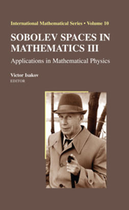 Isakov, Victor - Sobolev Spaces in Mathematics III, ebook