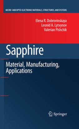 Pishchik, Valerian - Sapphire, ebook