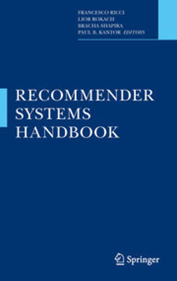 Ricci, Francesco - Recommender Systems Handbook, ebook