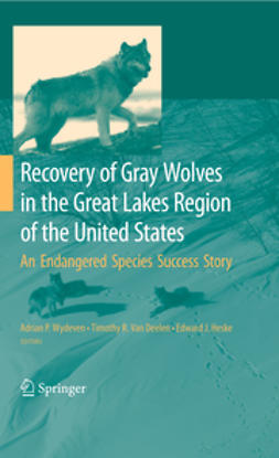 Deelen, Timothy R. - Recovery of Gray Wolves in the Great Lakes Region of the United States, ebook