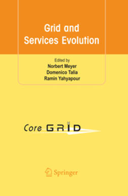 Meyer, Norbert - Grid and Services Evolution, e-kirja
