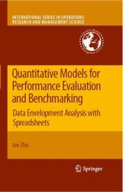 - Quantitative Models for Performance Evaluation and Benchmarking, ebook