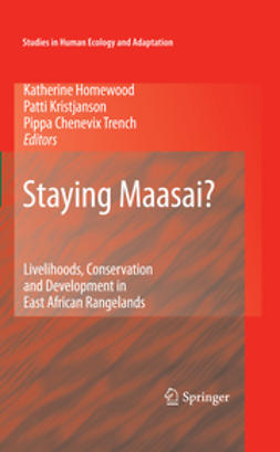 Homewood, Katherine - Staying Maasai?, ebook