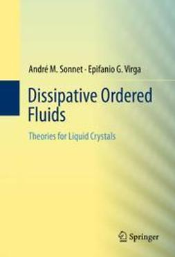 Sonnet, Andre M. - Dissipative Ordered Fluids, ebook