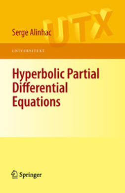 Alinhac, Serge - Hyperbolic Partial Differential Equations, e-bok