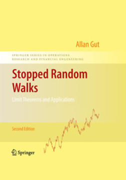 Gut, Allan - Stopped Random Walks, ebook