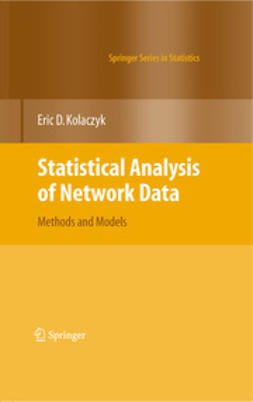 Kolaczyk, Eric D. - Statistical Analysis of Network Data, ebook