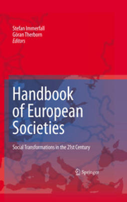 Immerfall, Stefan - Handbook of European Societies, ebook