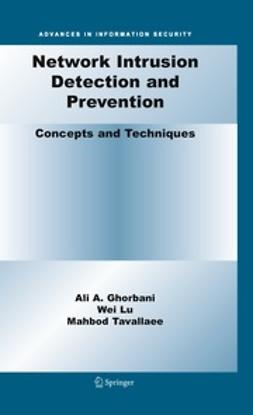 Ghorbani, Ali A. - Network Intrusion Detection and Prevention, ebook