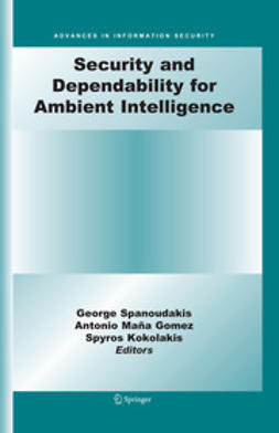 Kokolakis, Spyros - Security and Dependability for Ambient Intelligence, ebook