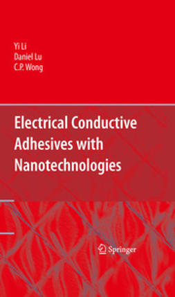 Li, Yi (Grace) - Electrical Conductive Adhesives with Nanotechnologies, ebook
