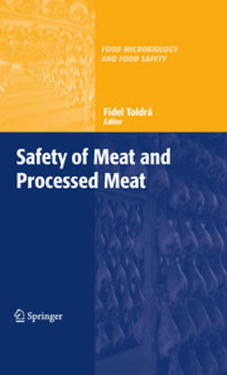 Toldrá, Fidel - Safety of Meat and Processed Meat, e-kirja