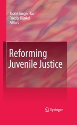 Junger-Tas, Josine - Reforming Juvenile Justice, ebook