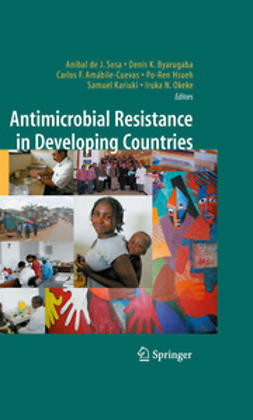 Sosa, Aníbal de J. - Antimicrobial Resistance in Developing Countries, ebook