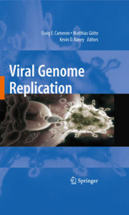 Raney, Kevin D. - Viral Genome Replication, ebook