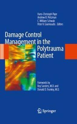 Pape, Hans-Christoph - Damage Control Management in the Polytrauma Patient, ebook