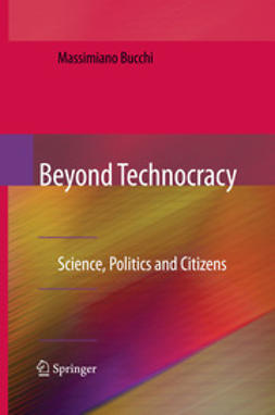 Bucchi, Massimiano - Beyond Technocracy, ebook