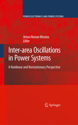Messina, Arturo Roman - Inter-area Oscillations in Power Systems, ebook