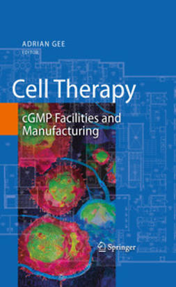 Gee, Adrian - Cell Therapy, ebook