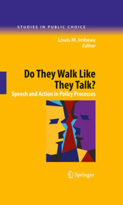 Imbeau, Louis M. - Do They Walk Like They Talk?, ebook