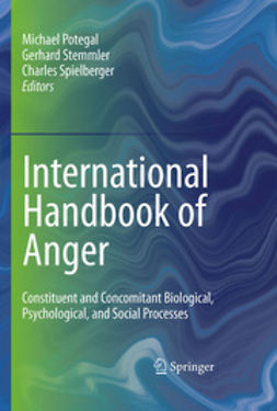 Potegal, Michael - International Handbook of Anger, ebook