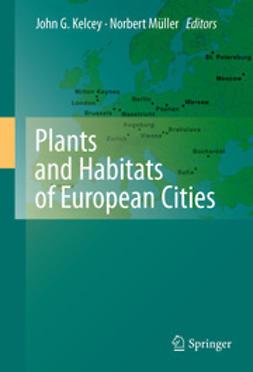 Müller, Norbert - Plants and Habitats of European Cities, ebook