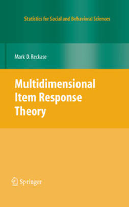 Reckase, M.D. - Multidimensional Item Response Theory, ebook