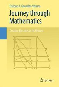 González-Velasco, Enrique A. - Journey through Mathematics, e-bok