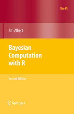 Albert, Jim - Bayesian Computation with R, ebook