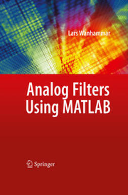 Wanhammar, Lars - Analog Filters using MATLAB, ebook