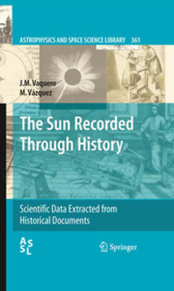 Vázquez, M. - The Sun Recorded Through History, ebook