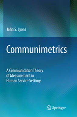 Lyons, John S. - Communimetrics, ebook