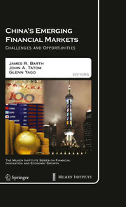 Barth, James R. - China's Emerging Financial Markets, ebook