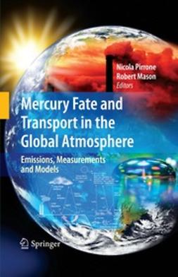 Mason, Robert - Mercury Fate and Transport in the Global  Atmosphere, ebook
