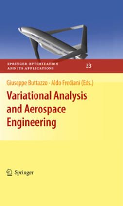 Buttazzo, Giuseppe - Variational Analysis and Aerospace Engineering, e-kirja
