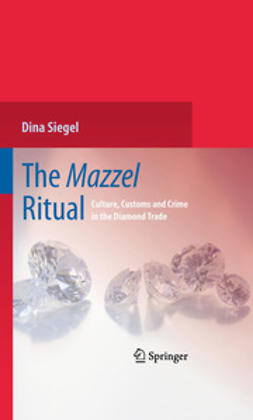 Siegel, Dina - The Mazzel Ritual, ebook