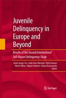 Junger-Tas, Josine - Juvenile Delinquency in Europe and Beyond, ebook