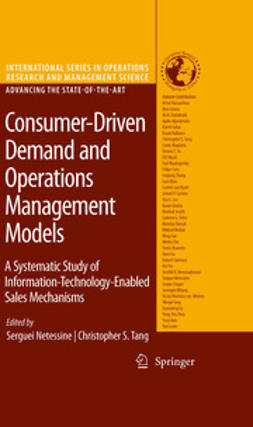 Tang, Christopher S. - Consumer-Driven Demand and Operations Management Models, ebook