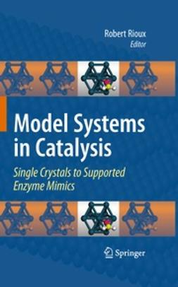 Rioux, Robert - Model Systems in Catalysis, ebook